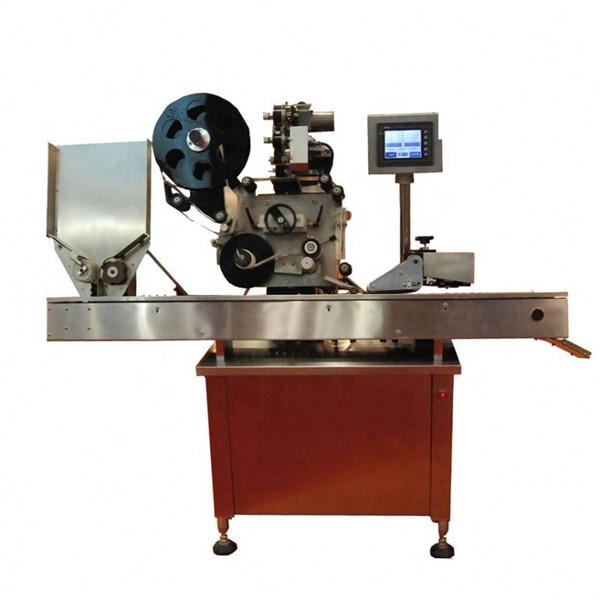 Mašina za etiketiranje bočica s okruglom bočicom od 10-50 ml za kozmetičke ruževe
