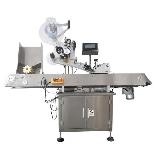 Mašina za etiketiranje okruglih bočica naljepnica od 10 ml s nehrđajućim čelikom Sus304
