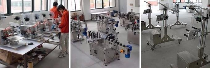 Mašina za etiketiranje automatskih naljepnica ampula / mašina za etiketiranje boca penicilina