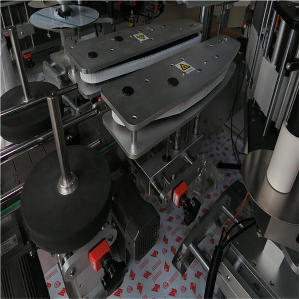 Strojevi za etiketiranje Strojevi sa bočnom / dvostrukom / fasadnom bočnom etiketom