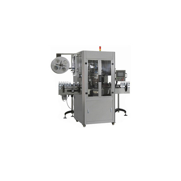 Stroj za apsorpciju rukavca za boce s vodom od 5 litara za okruglu veliku bocu