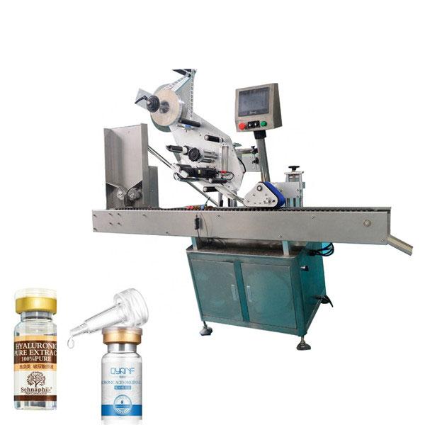 Stroj za industrijsku etiketiranje bočica Opp od aluminijske legure za okruglu bocu