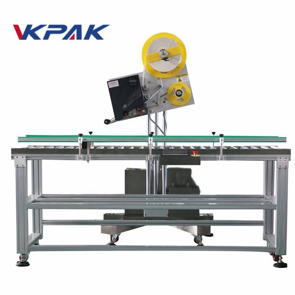 Aplikator naljepnica za automatske koverte za papirnu kutiju male proizvodnje