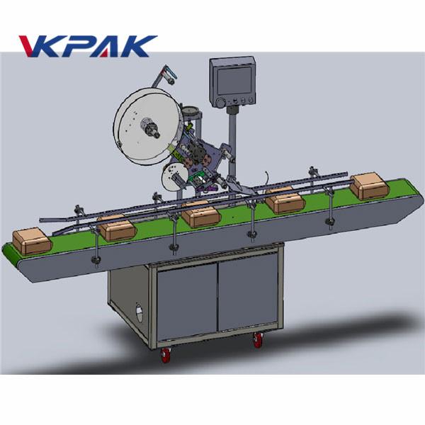 Mašina za automatsko etiketiranje gornjeg hranjenja