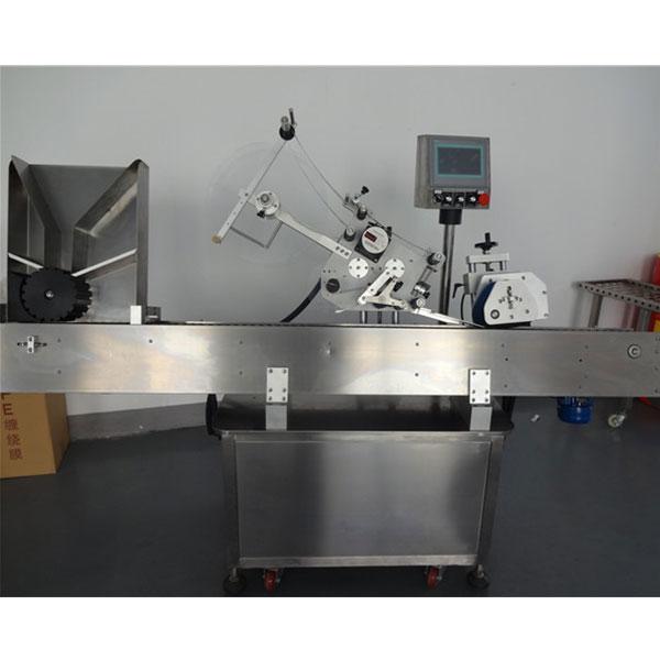 Automatska mašina za etiketiranje bočica s okruglom bocom za zamotavanje kućnih ljubimaca