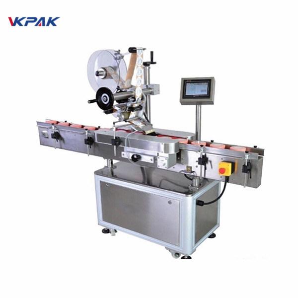 Automatska mašina za etiketiranje okruglih boca sa samoljepljivom fiksnom točkom