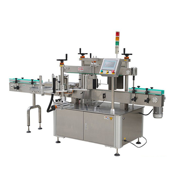 Automatska mašina za etiketiranje naljepnica s okruglom bocom sa štampačem datuma