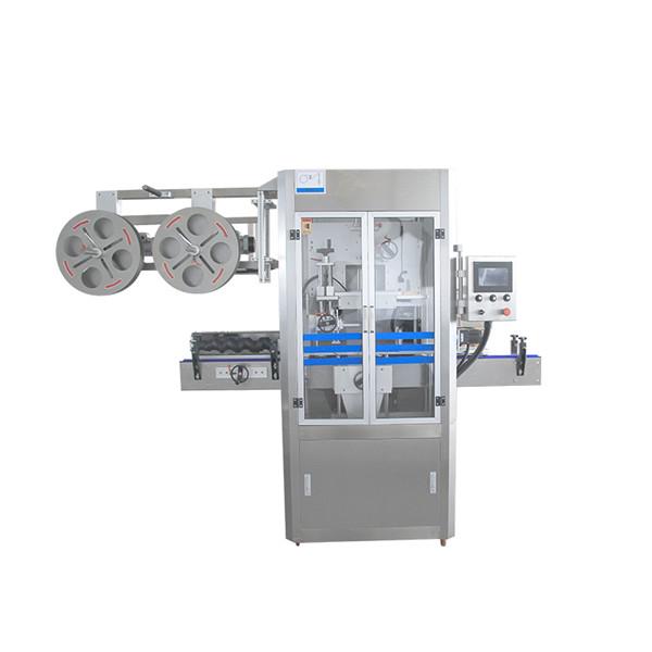 Stroj za apliciranje skupljajućih čaura od nehrđajućeg čelika sa generatorom pare