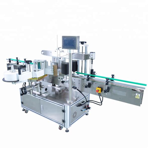 Prilagođena mašina za automatsko nanošenje naljepnica za okruglu bocu deterdženta