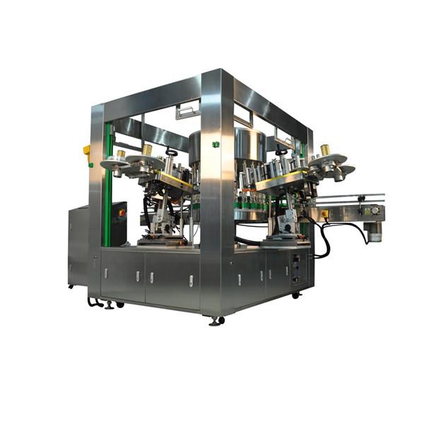 Učinkovita rotacijska naljepnica za označavanje strojeva