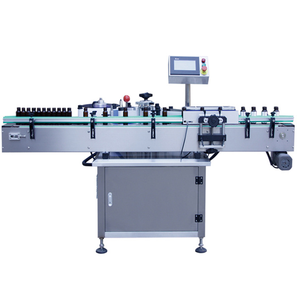 Stroj za etiketiranje samoljepljivih naljepnica na staklenim bocama, stroj za etiketiranje staklenih boca