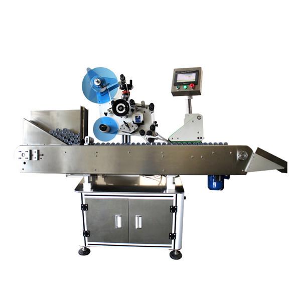 Mašina za etiketiranje naljepnica bočica velike brzine za industrijske boce