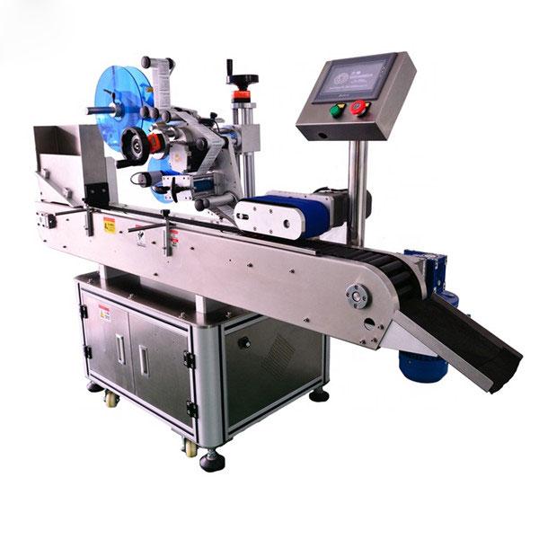Inteligentna kontrola Automatska mašina za horizontalno etiketiranje malih bočica od 10 ml