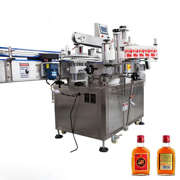 Stroj za etiketiranje čaša i okruglih boca Potpuno automatski štapić