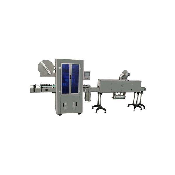 Stroj za etiketiranje skupnih čaura za mineralnu vodu