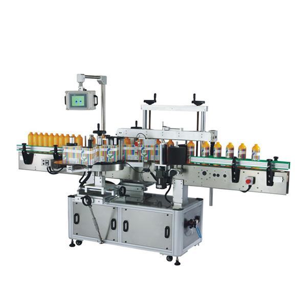 Odm mašina za etiketiranje plastičnih boca s Plc-om i dodirnim ekranom