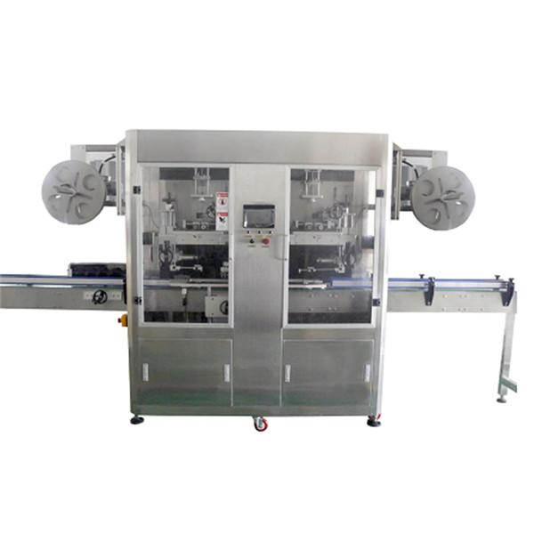 Stroj za etiketiranje termoskupljajućih čaura od PET boce od nehrđajućeg čelika za razne boce CE