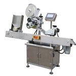 PLC mašina za nanošenje naljepnica za kontrolu dodirnog ekrana brzina 500kom / min