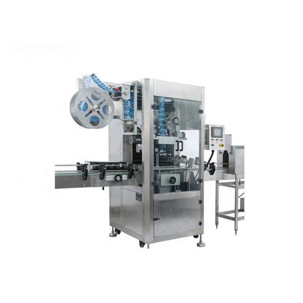 Mašina za apliciranje PVC-a sa skupljajućim rukavima Potpuno automatska mašina za skupljanje etiketa