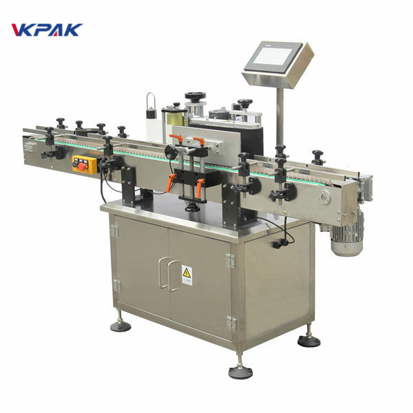 Mašina za etiketiranje naljepnica okruglih bočica osjetljivih na pritisak