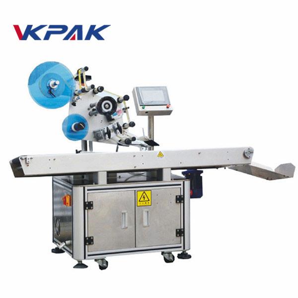Stroj za etiketiranje poklopca ravnog poklopca servo motora