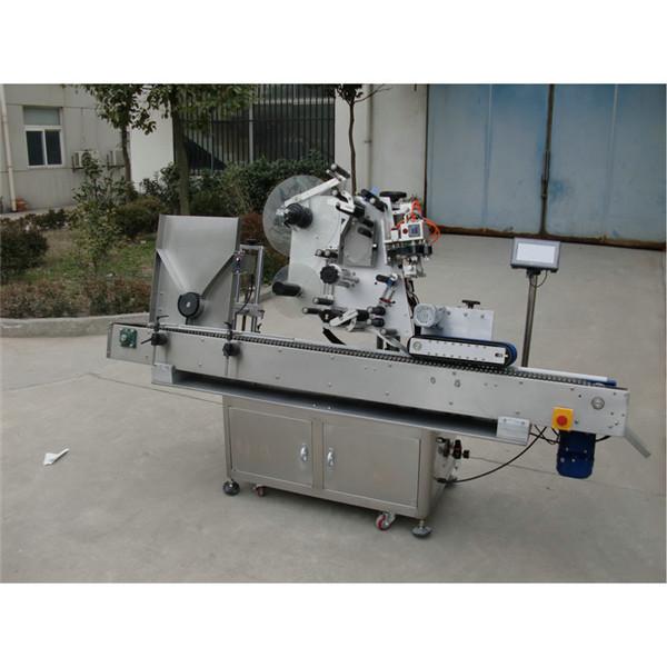 Mašina za etiketiranje naljepnica bočica sa servo motorom Automatska cijev za ampule naljepnica