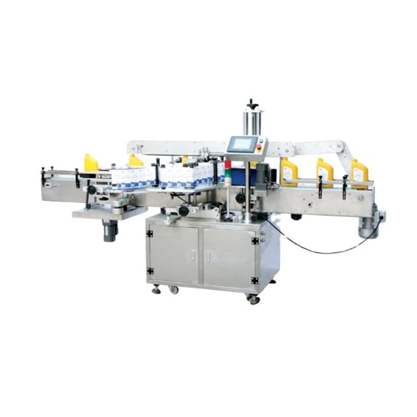 Automatska mašina za etiketiranje okruglih boca Siemens Plc