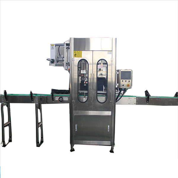 Mašina za naljepnice naljepnica s okruglim bocama za naljepnice sa malim kapacitetom za mali kapacitet