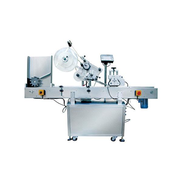 Mašina za etiketiranje malih plastičnih boca, naljepnica za naljepnice boca penicilina
