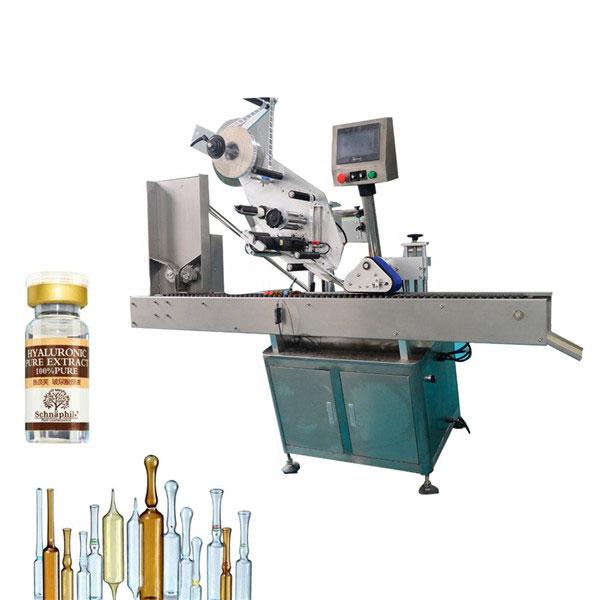 Mašina za etiketiranje naljepnica bočica s okruglom bocom za boce od 10 ml