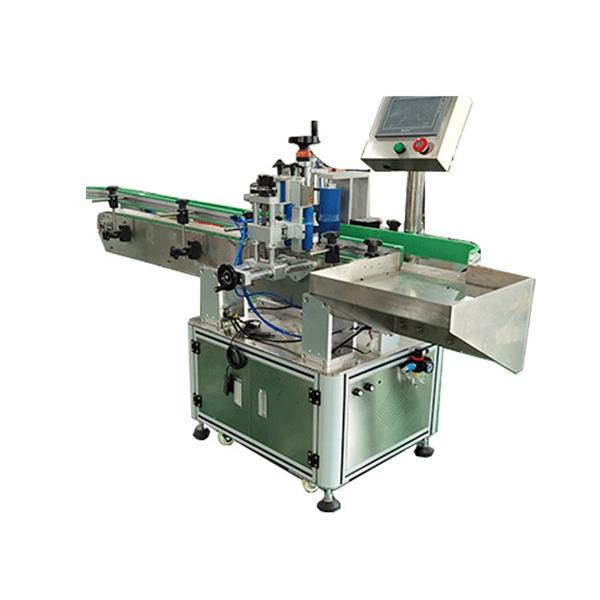 Automatska mašina za etiketiranje kvadratnih i okruglih boca