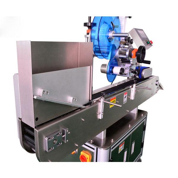 Mašina za etiketiranje ampula na bočicama od nehrđajućeg čelika