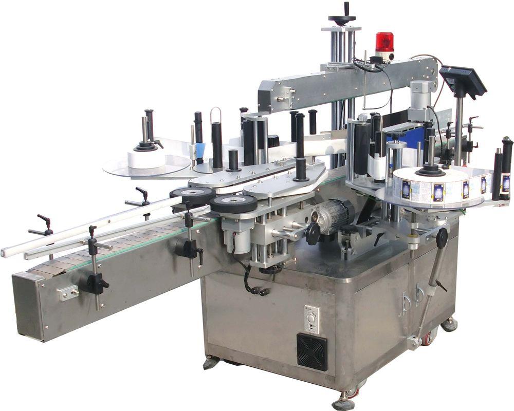 Mašina za etiketiranje dvostranih hidrauličnih ulja velike brzine