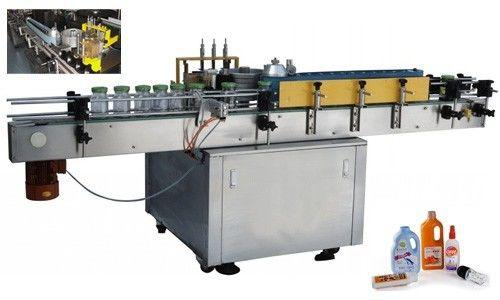 Prilagođena mašina za automatsko nanošenje naljepnica za hladne ljepila za okruglu bocu