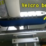 Mašina za nanošenje etiketa na lak za nokte