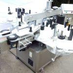 Oprema za automatsko označavanje boca Dvostrana naljepnica od staklene boce