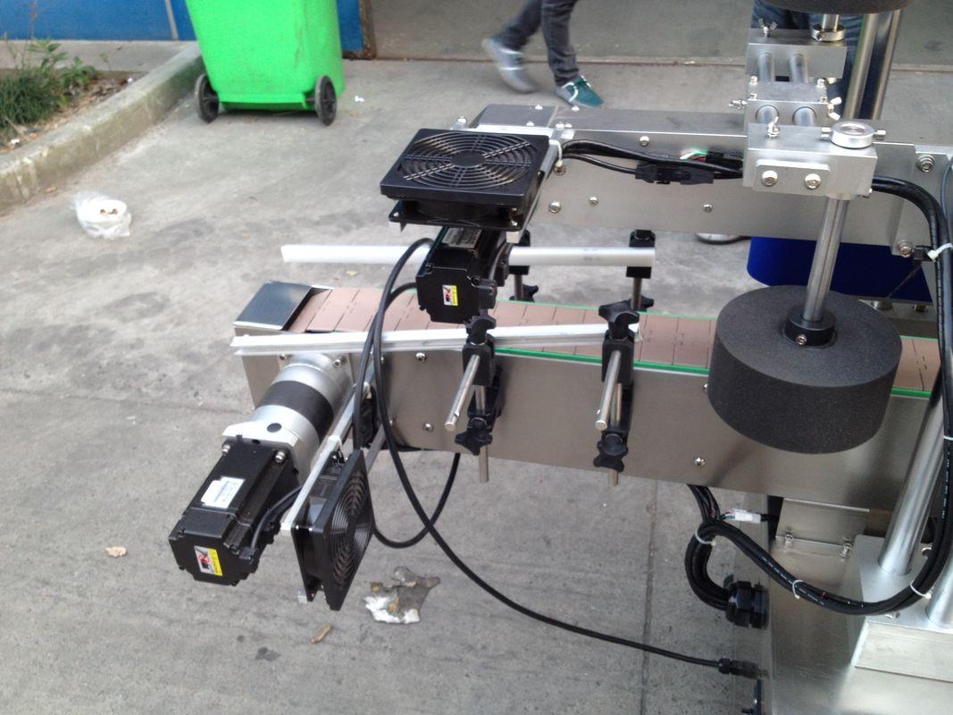 Mašina za nanošenje naljepnica za hladno / mokro topljeno ljepilo za okruglu bocu
