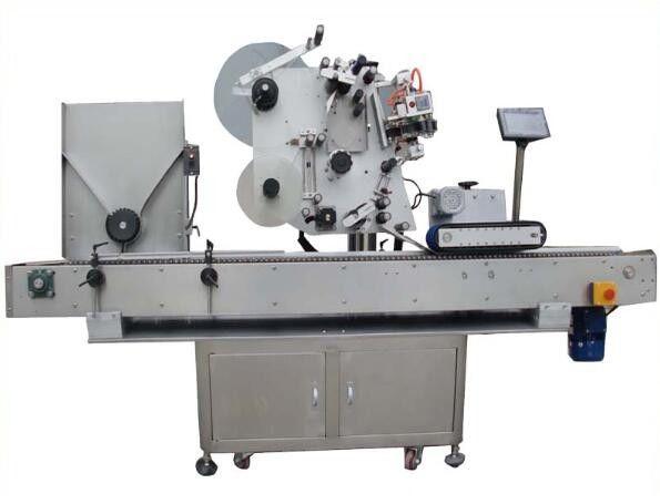 Mašina za etiketiranje okruglog oppa sa mašinom za kodiranje