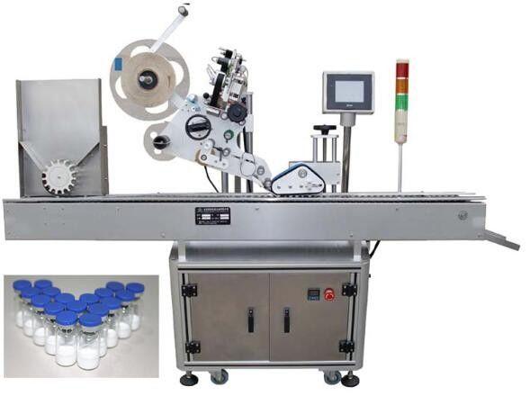 Mašina za etiketiranje male bočice od 10 ml za farmaceutske proizvode