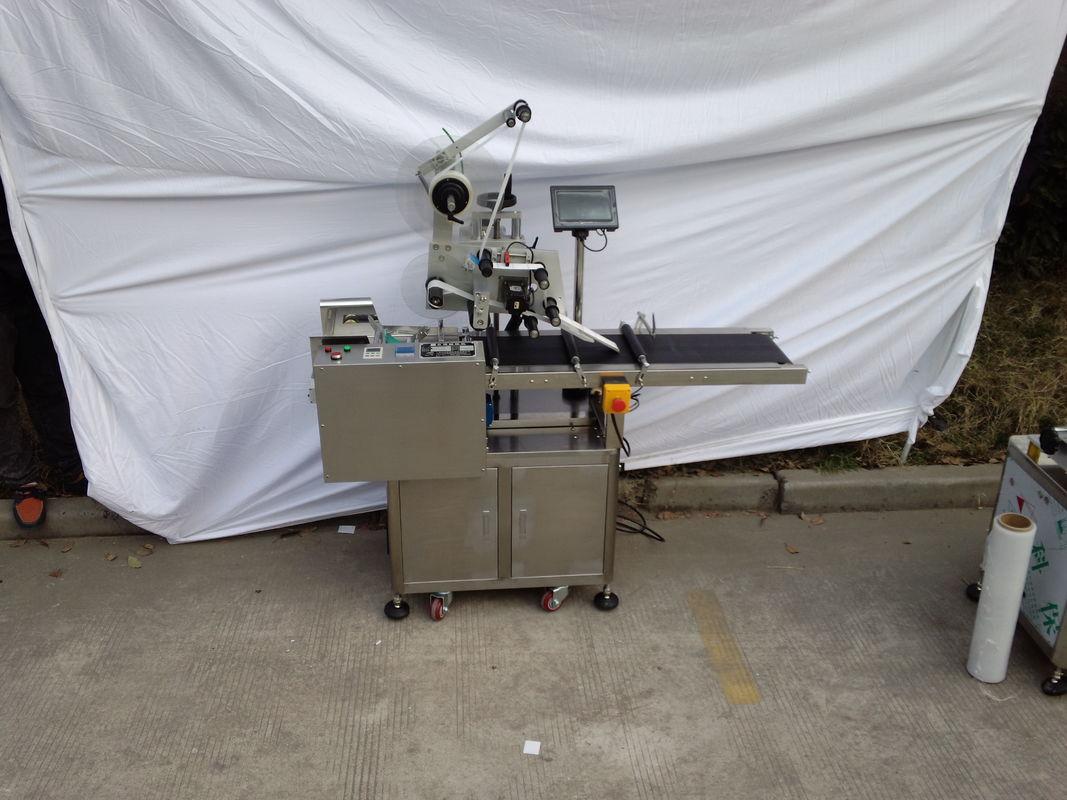 Mašina za etiketiranje sa gornjim dijelom Nalepnica za nalepnice Opcionalna mašina za kodiranje