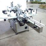 Automatska dvostrana mašina za etiketiranje naljepnica s prednjom i stražnjom stranom