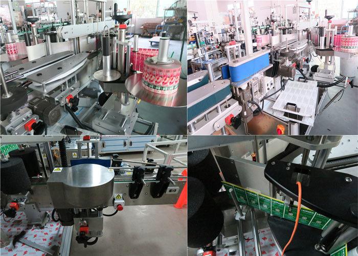Mašina za etiketiranje dnevnih boca s prednje i stražnje strane, mašina za etiketiranje staklenki