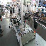 Stroj za etiketiranje velike brzine od plastične kante, dvostrani stroj za etiketiranje