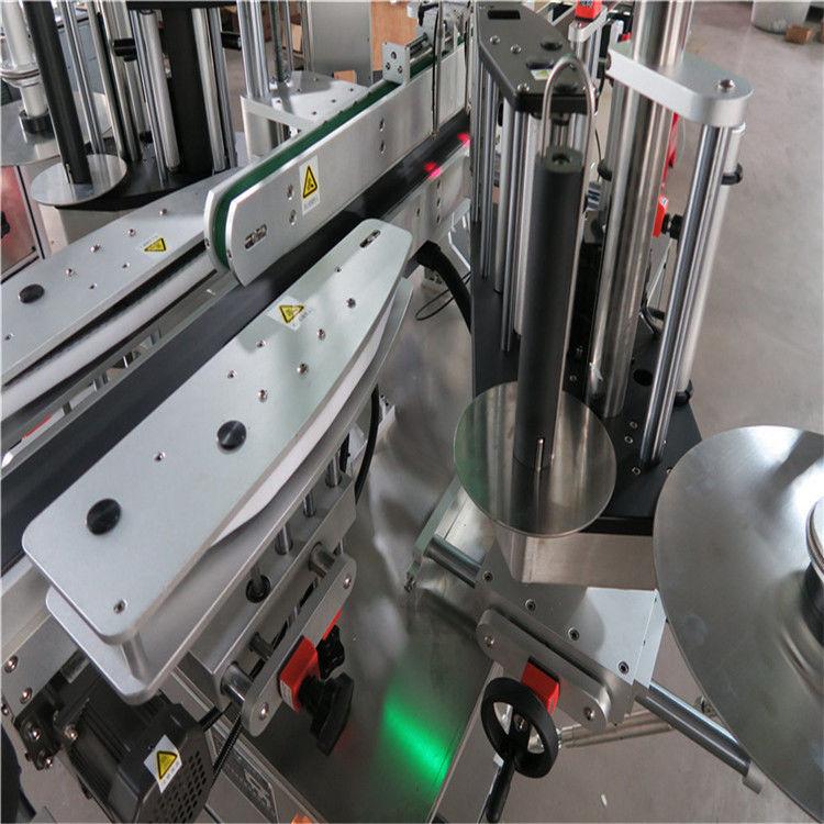 CE automatska mašina za etiketiranje naljepnica, mašina za etiketiranje prednje i stražnje boce