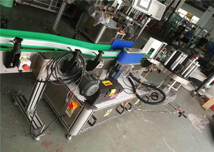 Aparat za naljepnice boca piva, automatska mašina za etiketiranje promjera role 330 mm