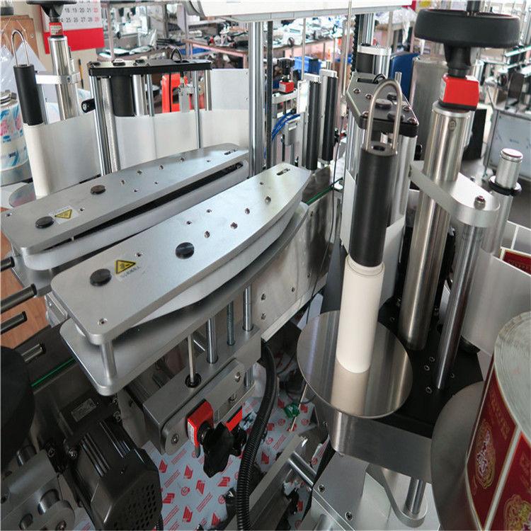 Potpuno automatska dvostrana mašina za etiketiranje samoljepljivih naljepnica