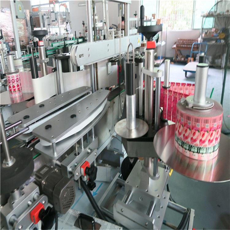 Automatska mašina za etiketiranje naljepnica sa prednje stražnje strane, samoljepljiva, maksimalni vanjski promjer 330 mm