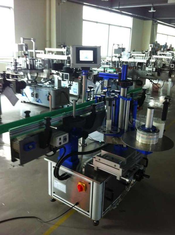 Potpuno automatski naljepnica za naljepnice, mašina za etiketiranje boca