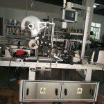 Stroj za etiketiranje gornje strane za plastičnu vrećicu / nerasprostranjeni karton / masku