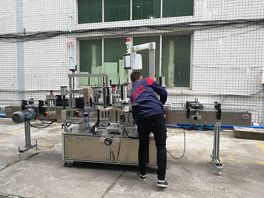 Potpuno automatska mašina za etiketiranje boca s vodom za staklene / PET boce